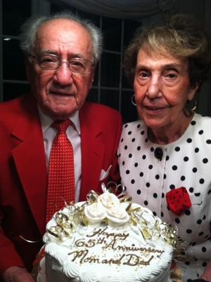 Joseph and Eva Renda--65 years.JPG