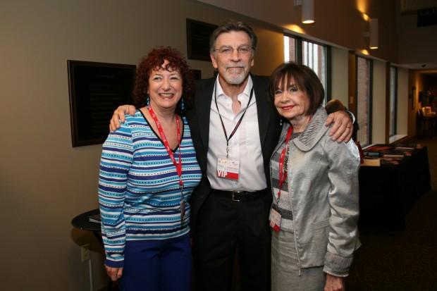 Betty Kagan, Tom Eschen, Cynthia Frohlichstein
