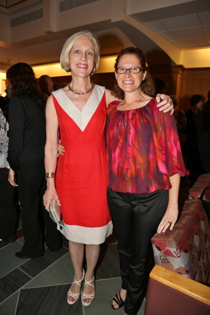 Kim Eberlein, Janice Linehan