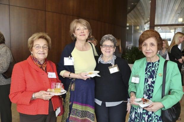 Katja Georgieff, Debra Larson, Kathleen Sitler, Persis Mehta