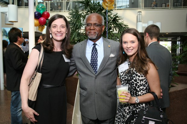 Rachel Crowley, Charlie Dooley, Ashley Harris