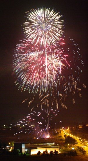 Chesterfield Fireworks