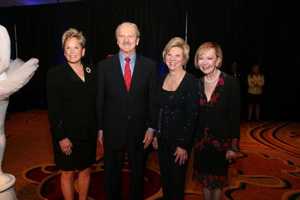 Karen Foss, Bill and Marsha Rusnack, Donna Wilkinson