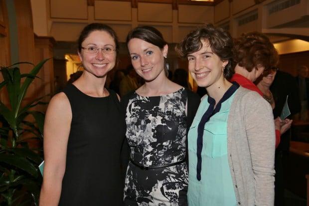 Kendra Conzen, Kerri Serecry, Elisabeth Wynne