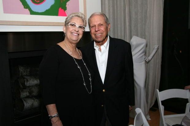Donna Moog, Lenny Dandsbaum