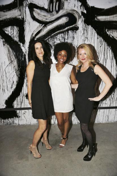 Cynthia Dressel, Kimberly Jacobs, Meg Noonan
