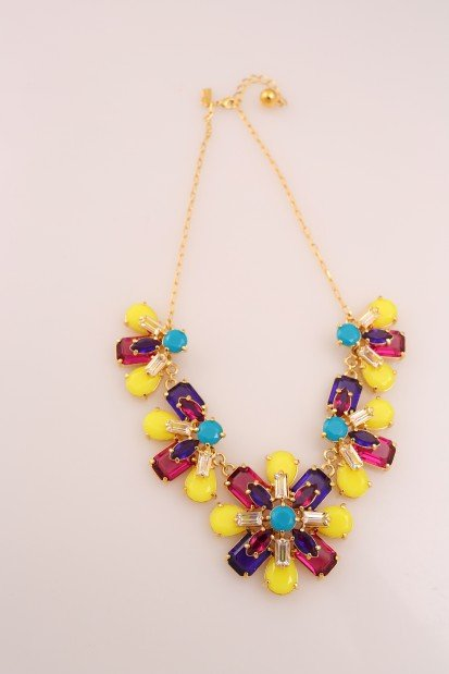 Look2 necklace, $228, Kate Spade