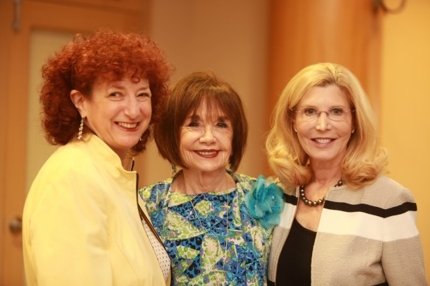 Betty Kagan, Cynthia Frohlichstein, Nanci Bobrow