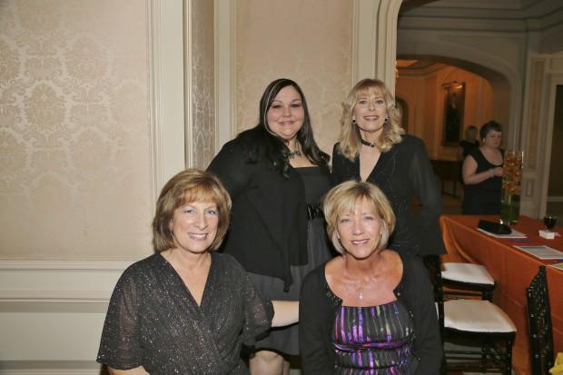 Sue Welc, Sue Forquer, Jamie Vatole, Jill Wright