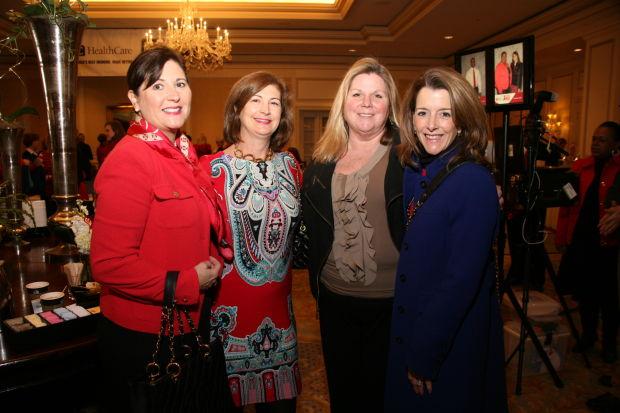 Laura McBride, Laurie Schwarze, Jane Hull, Liz Basler