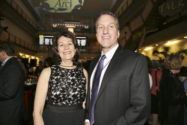 Teresa and John Fey