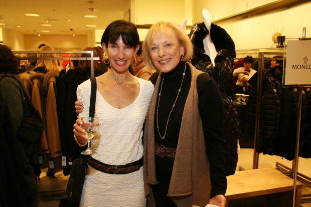 Carin Thyssen, Betty Rosenbaum