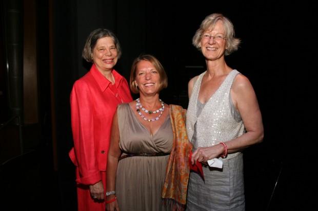 Jane Gleason, Carolyn Jenkins, Norma Vogelweid