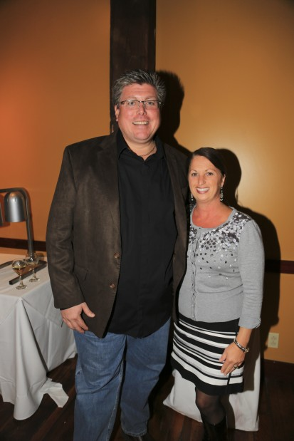 Paul and Wendy Hamilton