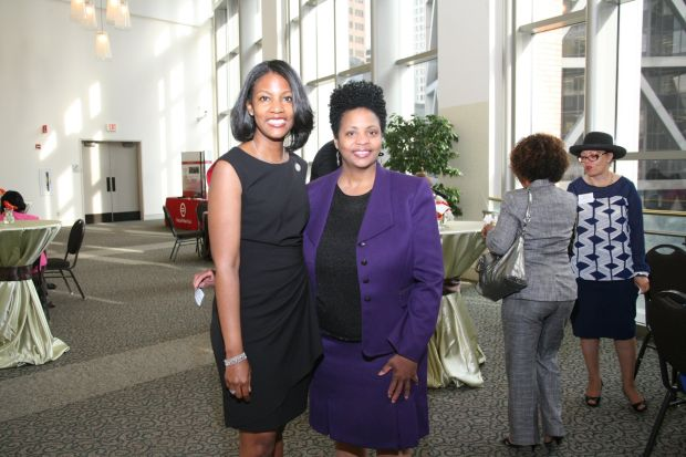 Honoree Tishaura Jones, Andrea Tolden-Hughes