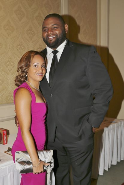 Carla and Orlando Pace