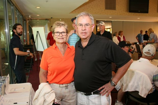 Peggy and Roger Ellis