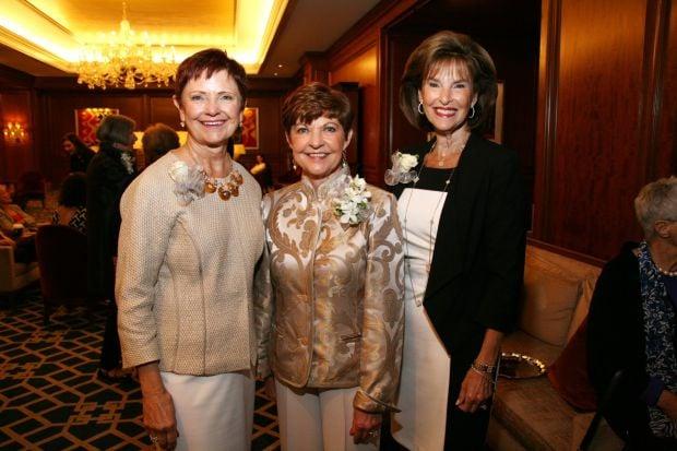 Peggy Nelson, Judy Harris, Fran Zamler