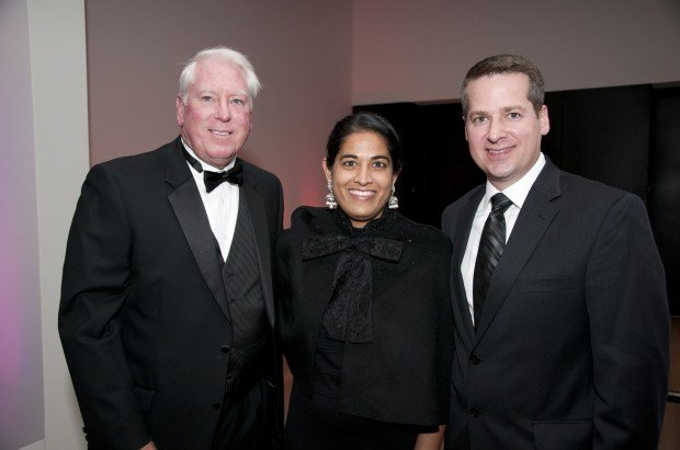 John Sondag, Vinisha and Jon Clark