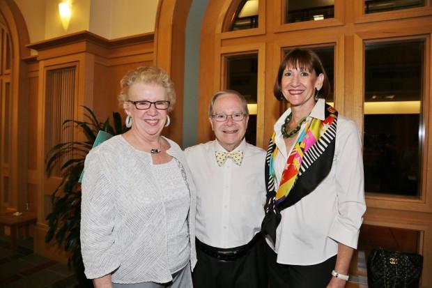 Sara Fabick, Alan Fiddleman, Ellen Soule