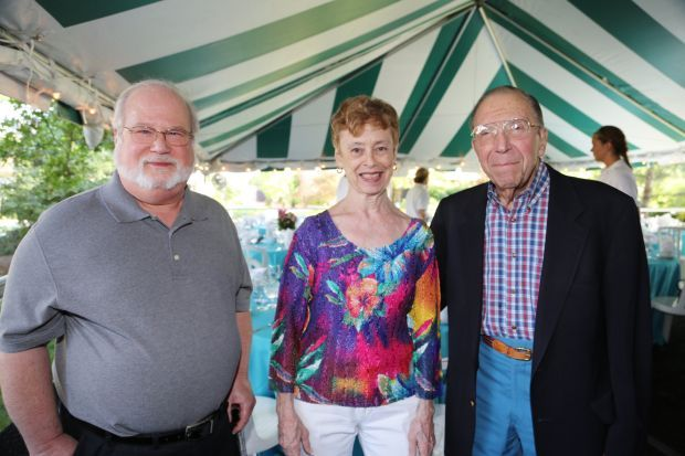 Charles Meyer, Richard and Karen Priest