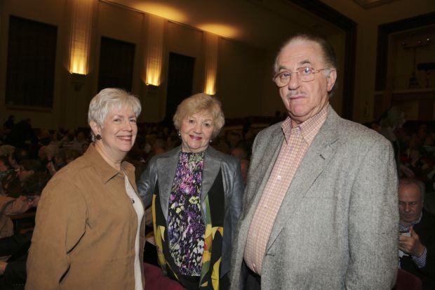 Carolyn Schechter, Gloria Feldman, David Kaplan