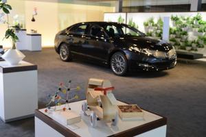 Lincoln MKZ Hybrid Gallery