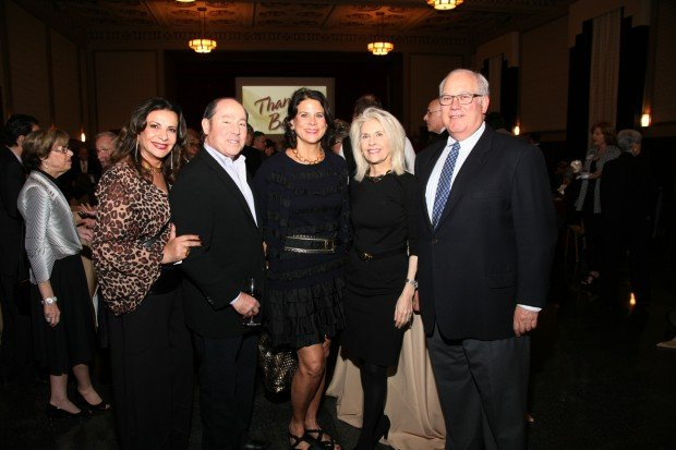 Galia Movitz, Gary and Sherry Wolf, Karen and Mark Zorensky