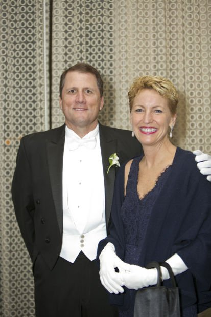 Andrew and Denise Fogarty