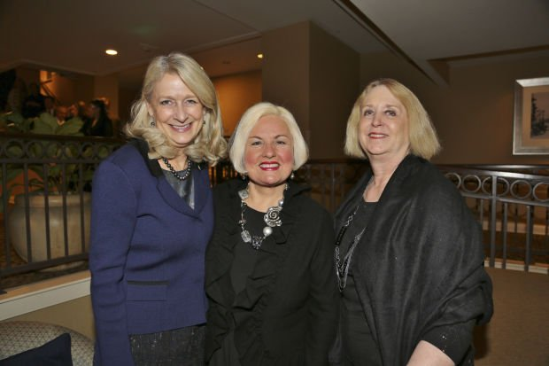 Kitty Ratcliffe, Millie Cain, Betsy Cohen