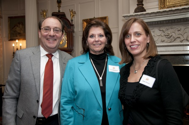 Craig Hunt, Tina Reichardt, Deb Flores