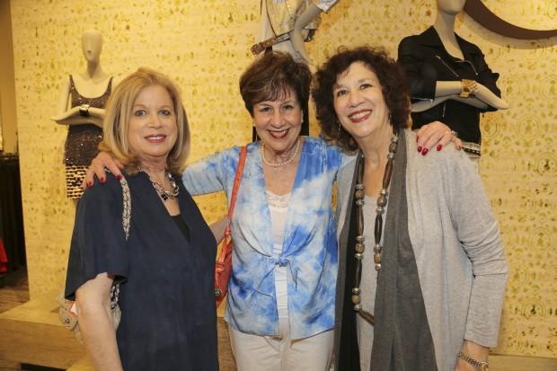 Margie Horowitz, Judy Zafft, Phyllis Markus