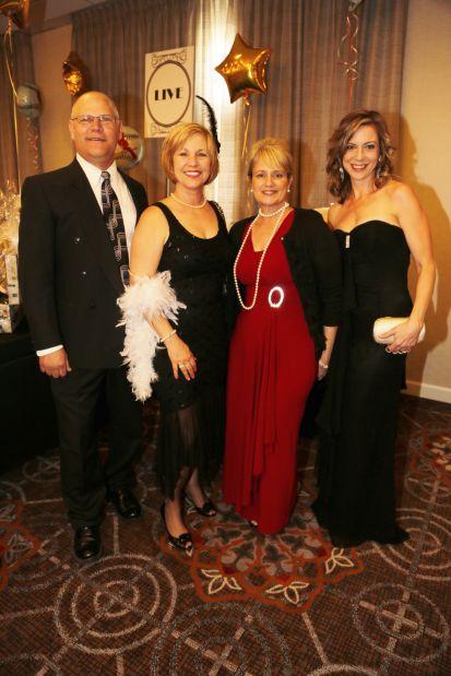 David Loewe, Joan Arbuszewski, Lisa Loewe, Janet Marty