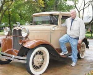 Stars and Their Cars: Antique Car Collectors
