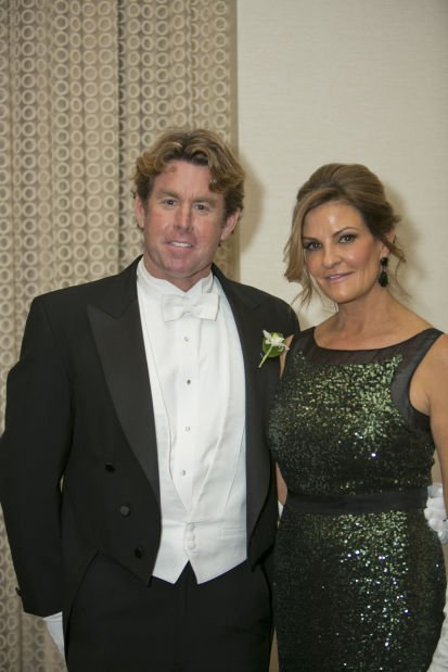 Dennis and Carrie McDaniel