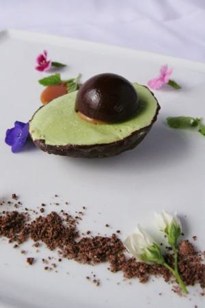 Seviche Avocado