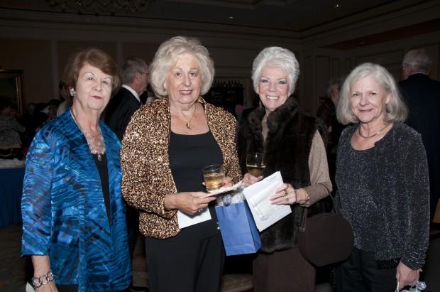 Lynette Roccia, Penny Kyle, Judy Rosson, Carol Cox