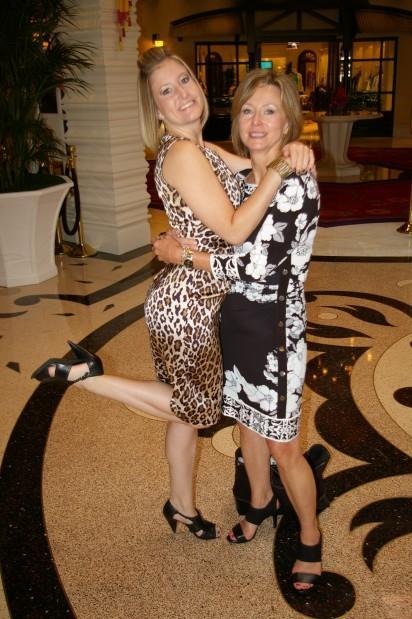 Carla + Jessica Munton
