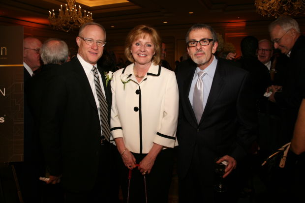 Steve Lipstein, Susan and Ell Cary