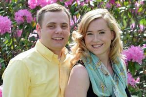 Margaret Jordan and Christopher Chastain
