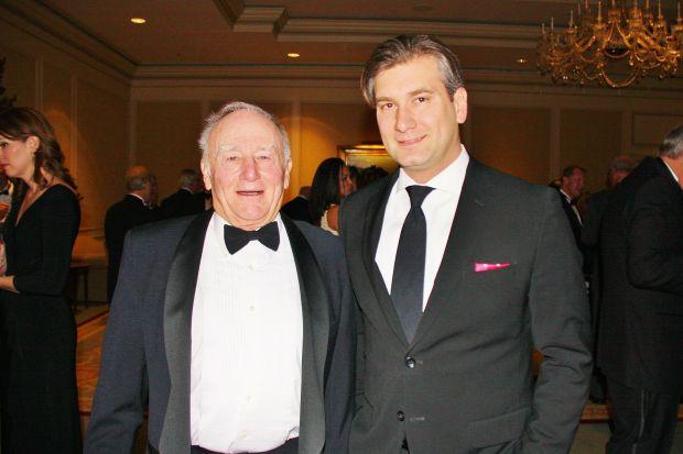 Ambassador George Herbert Walker, Jeremiah Dellas