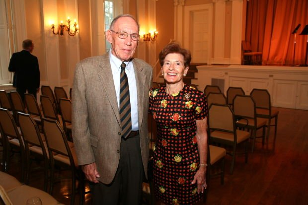 Buddy and Rhoda Hochman