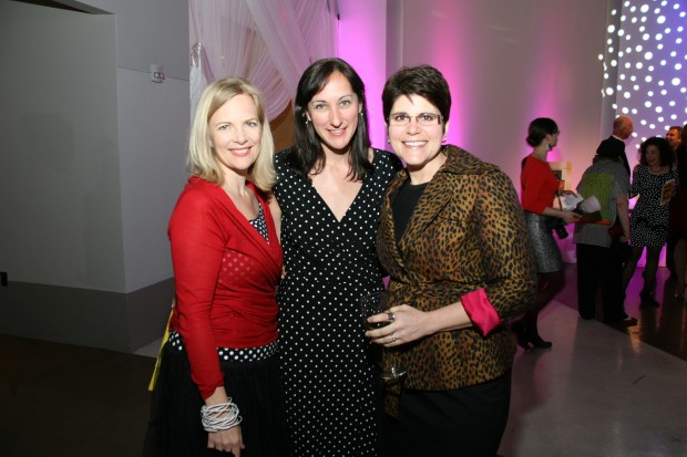 Kristin Redington, Linn Marsden, Stephanie Abbajay