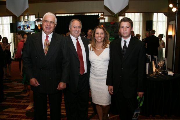 Hans Wiemann, Stephen Weiss, Jenny Wiemann, Aaron Wiemann