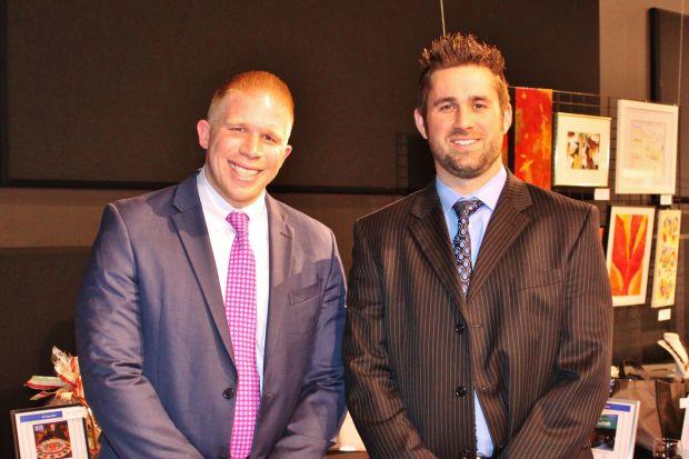 Eric Stranghoener, Jason Hogan