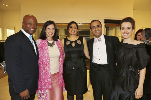 Maurice Ashley, Margaret McDonald, Atul and Anjali Kamra, Irina Krush