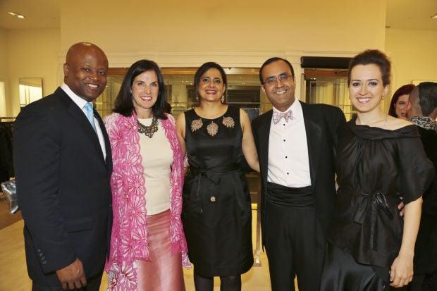 Maurice Ashley, Margaret McDonald, Atul and Anjali Kamra, Irina Krush