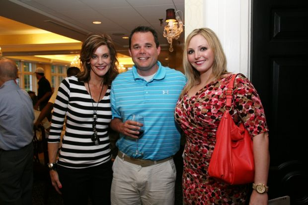 Sherrie Rieves, Rich Smith, Katie Byrum