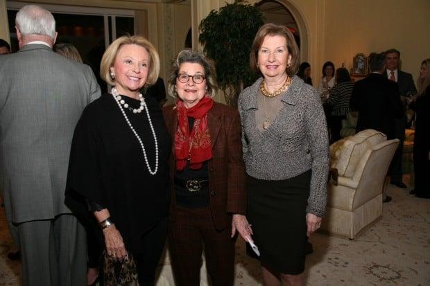 Connie Schnuck, Barbara Goodman, Mary Ann Hogan