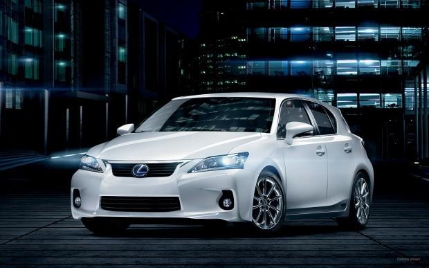 Lexus CT 200 hybrid